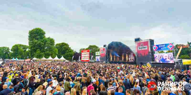 Parkpop 2017 The Hague