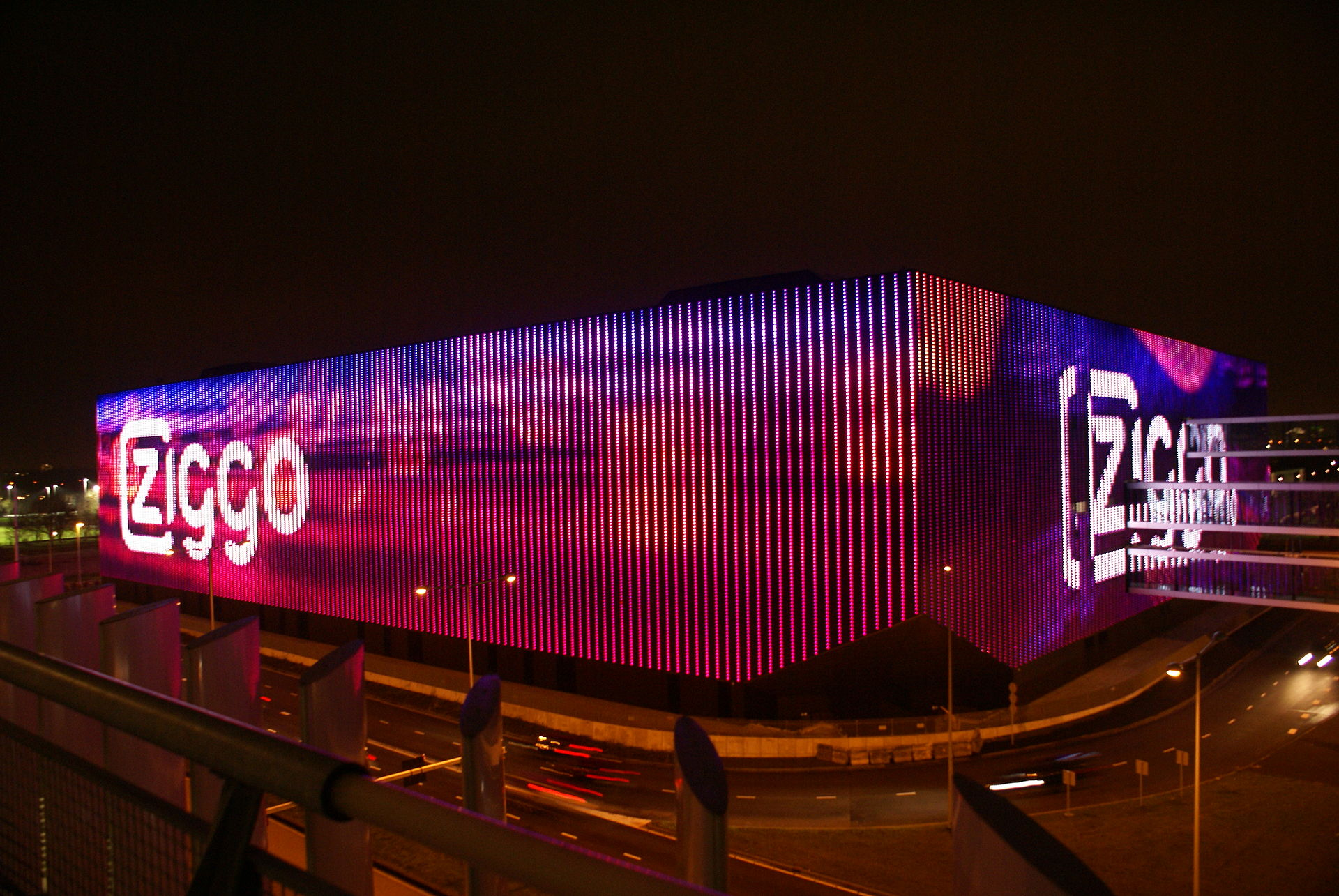 Ziggo Dome Amsterdam music centre
