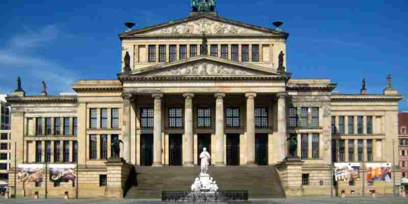 Newsletter Konzerthaus Berlin